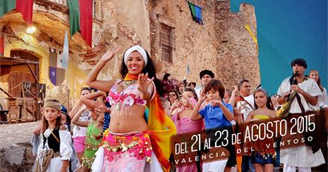 II Feria Medieval Valencia del Ventoso