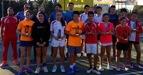 Finalistas y campeones de la Copa Master