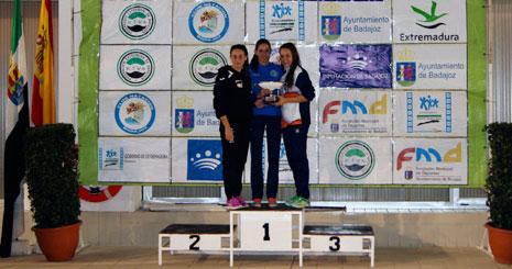 Clasificación Tabla FINA femenina