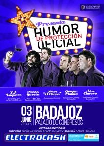 cartel Badajoz