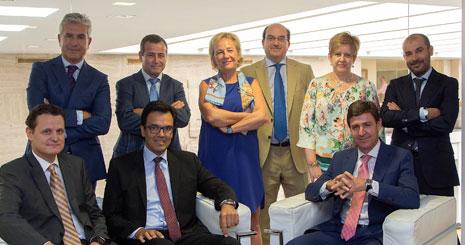 Miembros del Comité de Dirección de EspañaDuero