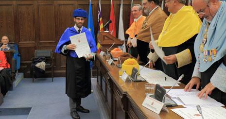 Foto: Real Academia de Doctores de España