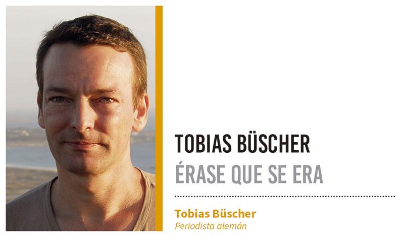 Érase que se era. Grada 122. Tobias Büscher