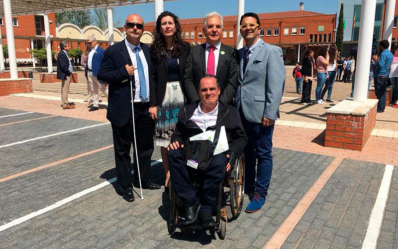 La Reina Doña Letizia preside un congreso sobre enfermedades raras en Villanueva de la Serena