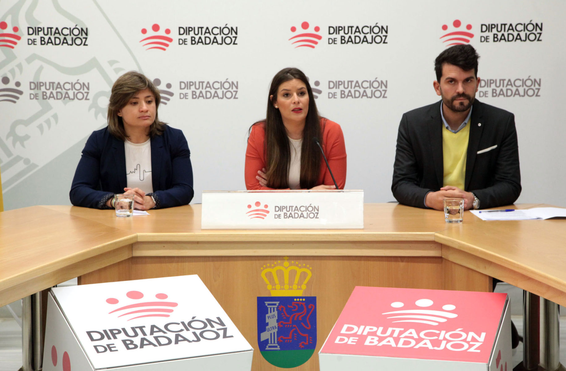 Becas 'Diputación Contigo' para apoyar a los deportistas extremeños