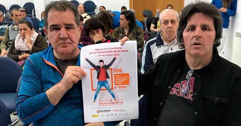Cocemfe Cáceres presenta la Campaña de la 'X Solidaria'