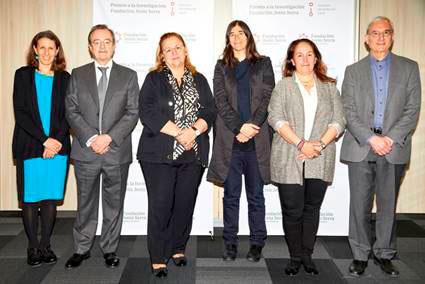Ganadores ex aequo el I Premio a la Investigación Fundación Jesús Serra