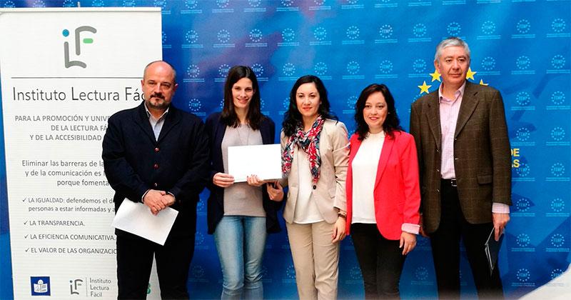 El proyecto Lectura Fácil de la Diputación de Badajoz entre los 7 mejores de España