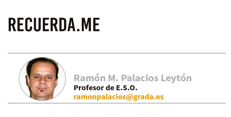 Recuerda.me. Grada 122. Tecnología. Ramón Palacios