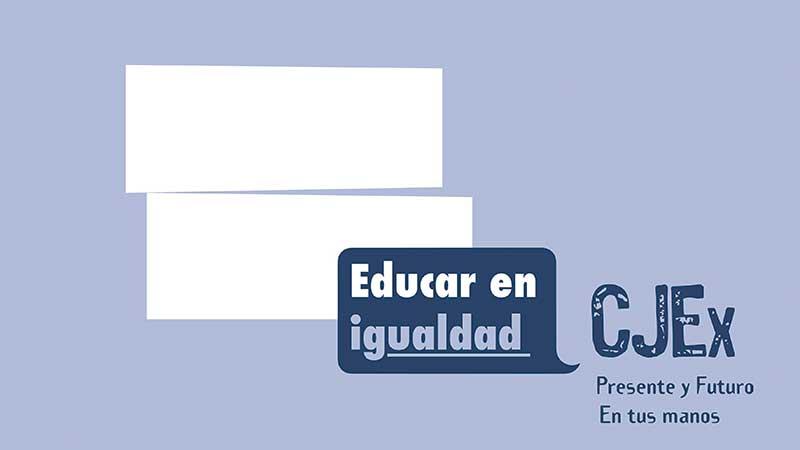 Educar en igualdad. Grada 123. Consejo de la Juventud