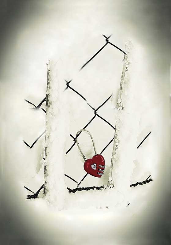 Las barreras del amor. Grada 123. Psicología. Amparo García Iglesias