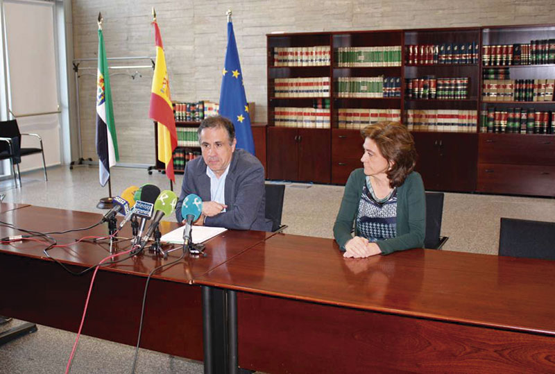 La web 'Extremaduratrabaja' se renueva para acercarse más al ciudadano. Grada 123. Sexpe