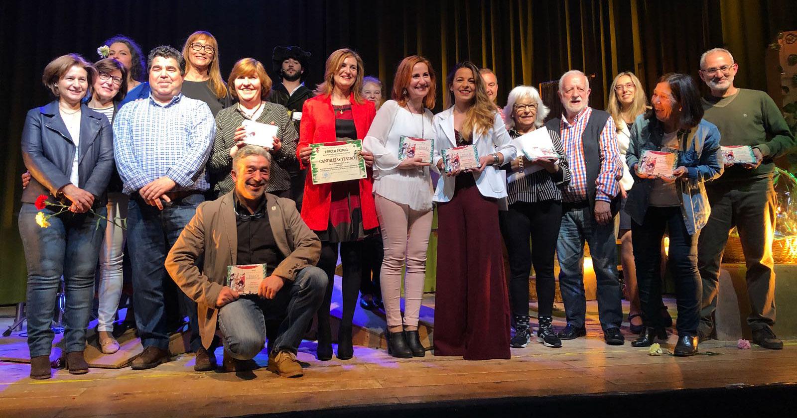 Entrega de premios del XXVII Certamen de Teatro 'Villa de Jarandilla'