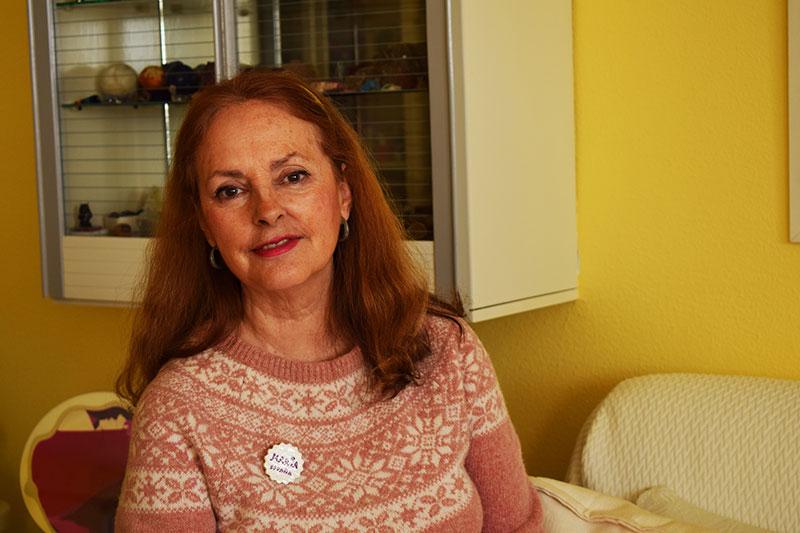 Entrevista a María Gemio, presidenta de la asociación 'Todos iguales, todos legales'