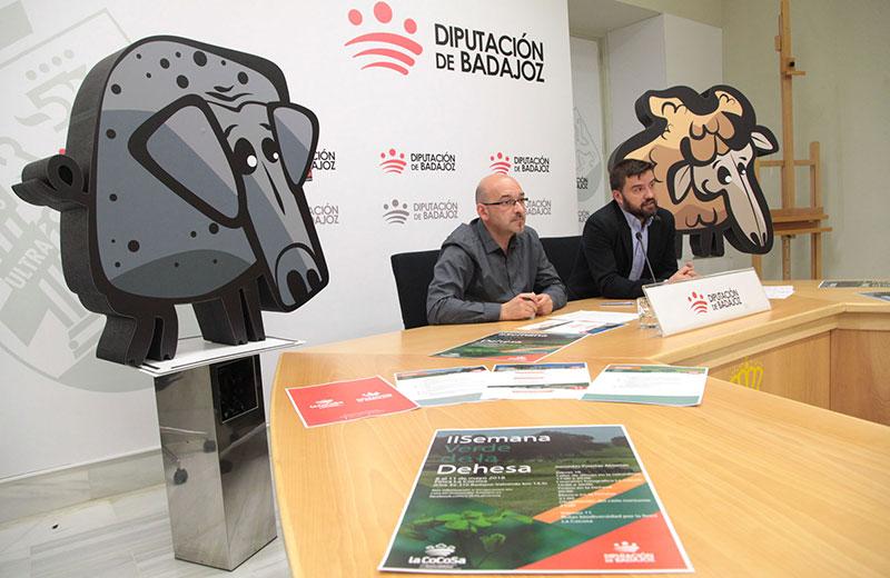 La Diputación de Badajoz organiza la II Semana verde de la dehesa