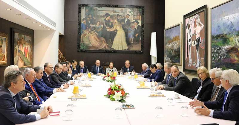 Los consejos de administración del Grupo Caja Rural se reúnen en Badajoz, con Caja Rural de Extremadura como anfitriona