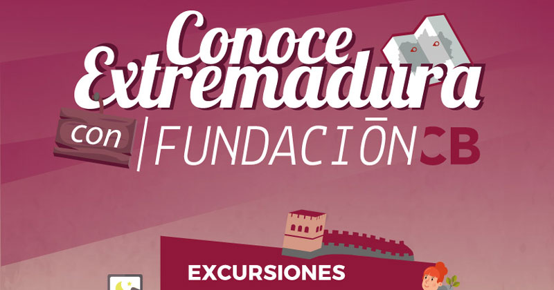 Fundación CB presenta la actividad 'Conoce Extremadura'