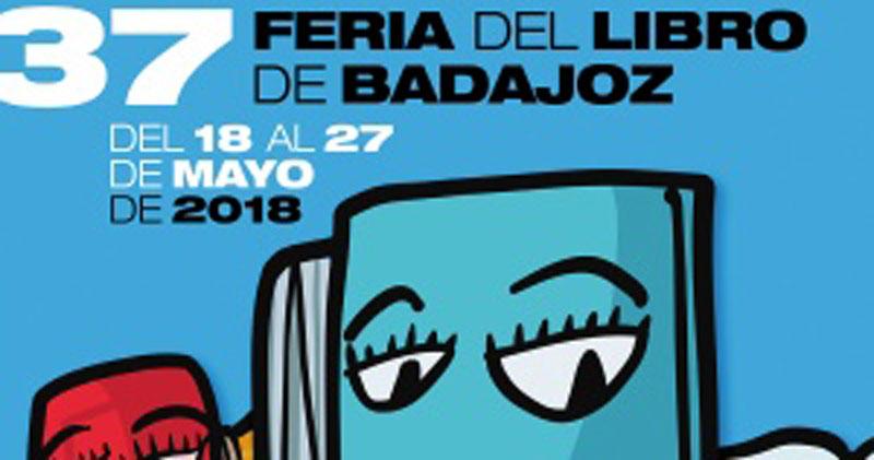 Comienza una nueva edición de la Feria del Libro de Badajoz