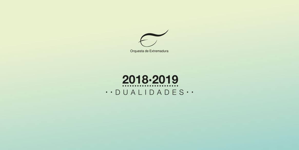 La Orquesta de Extremadura presenta su nueva temporada de abono