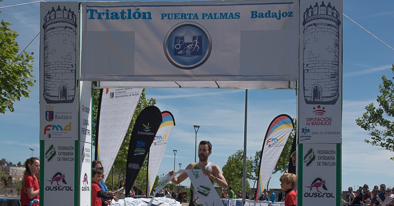 Éxito de XV Triatlón Puerta Palmas en la modalidad de relevos