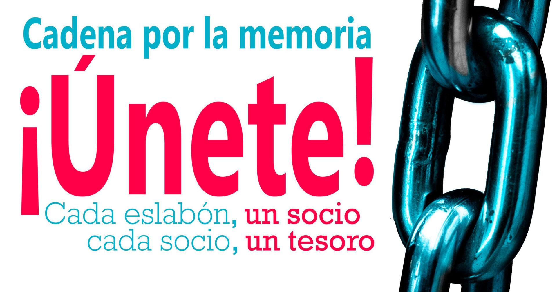 AFAD Recuerda Extremadura lanza la campaña 'Cadena por la memoria'