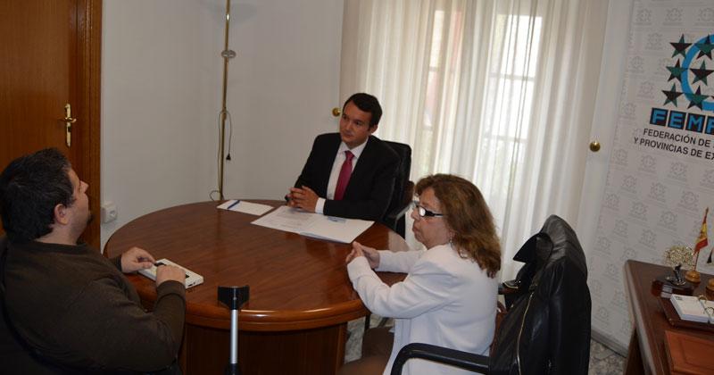 Cermi Extremadura pide a los ayuntamientos que inviertan en accesibilidad