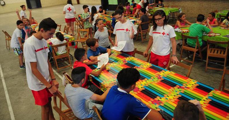 Mérida ofrece 60 plazas para los Espacios Educativos Saludables del verano