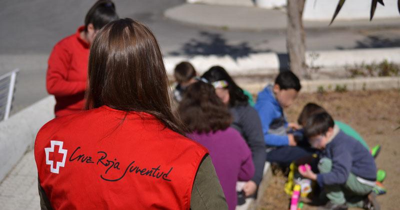 Cruz Roja y Grupo Día colaboran para mejorar la alimentación de niños extremeños en riesgo de exclusión