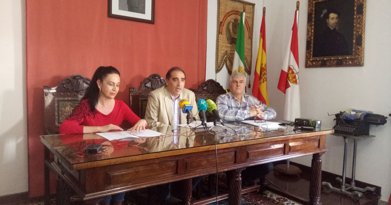 El proyecto de hermanamiento de los Medellín colombiano y extremeño sigue adelante