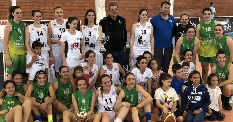 CB Al-Qazeres y ADC Basket ganan el Trofeo Diputaciones de baloncesto