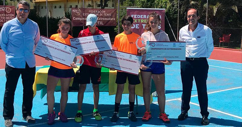 Campeonato de Extremadura Infantil 'Memorial Manuel Alonso'