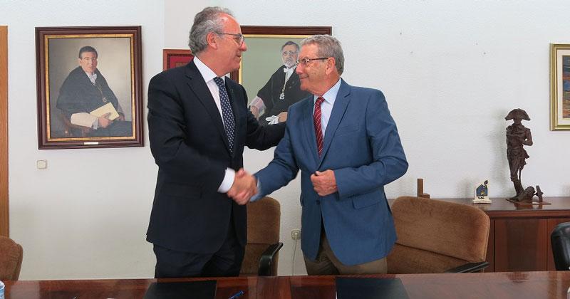 Fundación CB y la Universidad de Extremadura renuevan su colaboración
