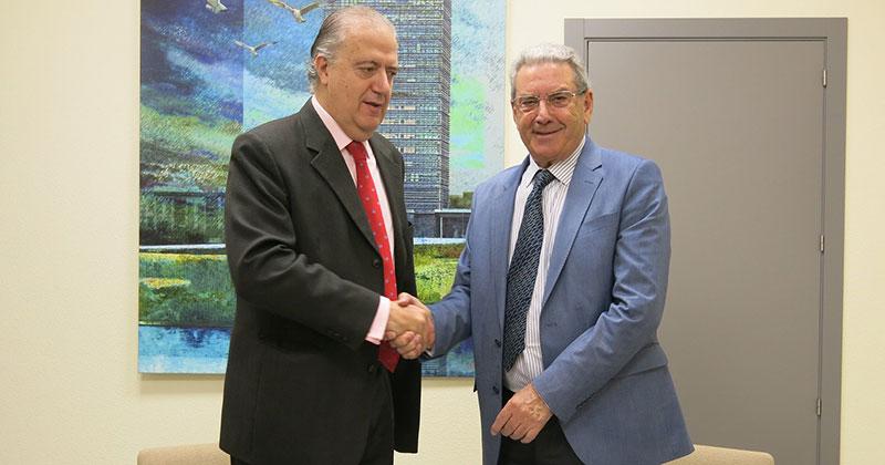 Fundación CB firma un convenio con la Real Academia de Jurisprudencia y Legislación de Extremadura