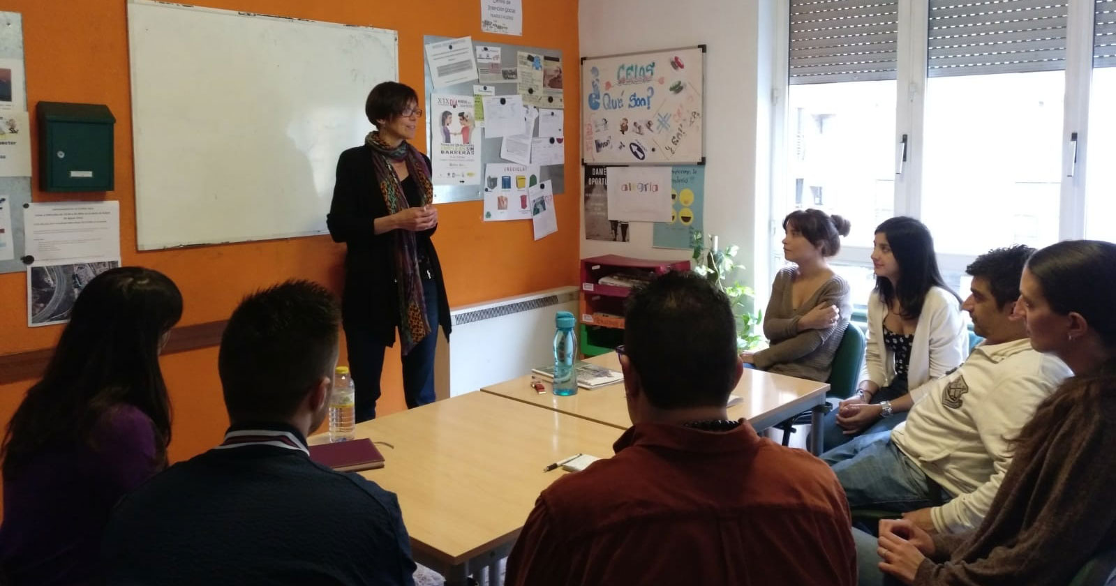 Feafes y Caja de Extremadura promueven la inserción laboral de personas con problemas de salud mental