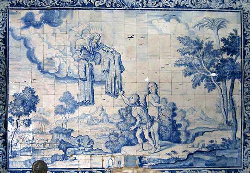 A igreja da Misericórdia de Olivença. Grada 123. A fronteira