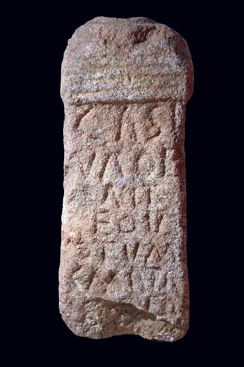 Los dioses de nuestros antepasados: Nituceo. Grada 123. Arqueología