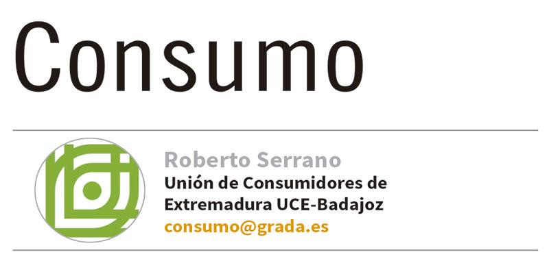 Consultorio de consumo. Grada 123