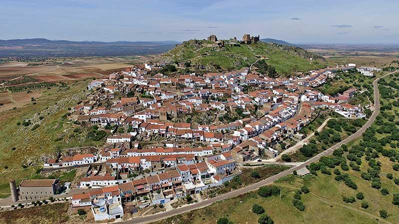 La Edusi para Villanueva de la Serena y su entorno recibe la totalidad de los fondos europeos solicitados. Grada 124. Diputación de Badajoz