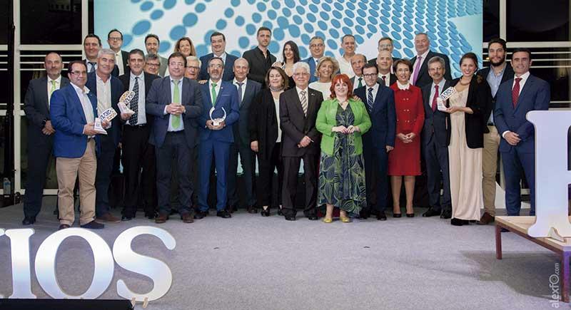 XI Premios empresariales Grupo ROS. Grada 124
