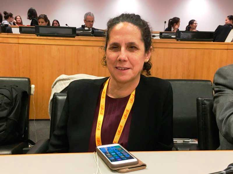 La extremeña Ana Peláez trabajará en la ONU contra la discriminación de la mujer desde la Cedaw