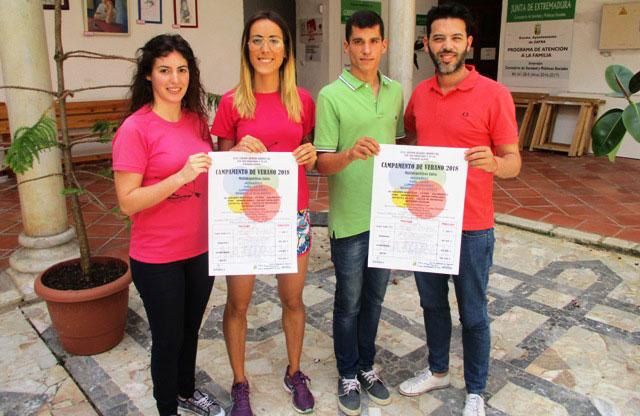 Abierto el plazo de inscripción para el campamento de verano multideportivo del Ayuntamiento de Zafra