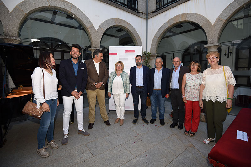 Alberto Porras Echavarría gana el XXVIII Premio de cuentos 'Ciudad de Coria'
