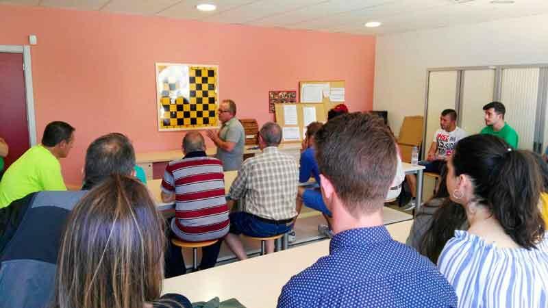 El Magic Extremadura pone en marcha un nuevo programas de ajedrez terapéutico