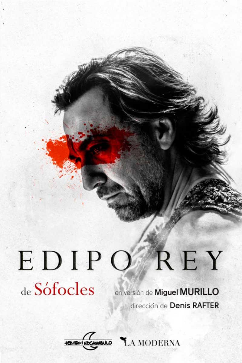 La versión de Miguel Murillo de Edipo Rey, de Sófocles, llega a las librerías con la editorial La Moderna