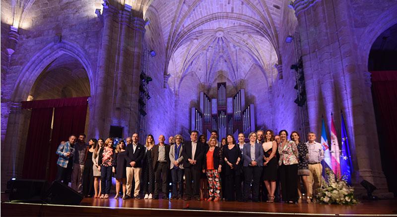 La Diputación de Cáceres entrega los premios de sus concursos literarios y artísticos