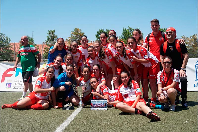 El Santa Teresa Badajoz consigue la victoria en la Women's Cup 'Ciudad de Badajoz'