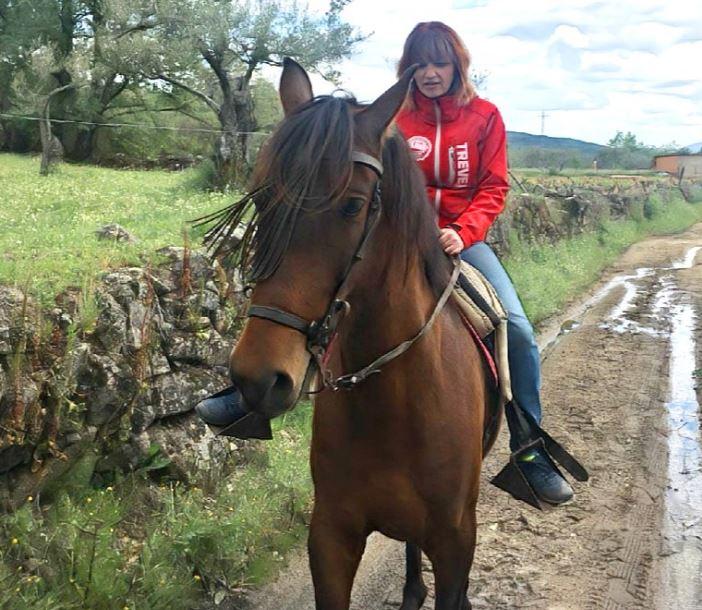 rutas a caballo extremadura