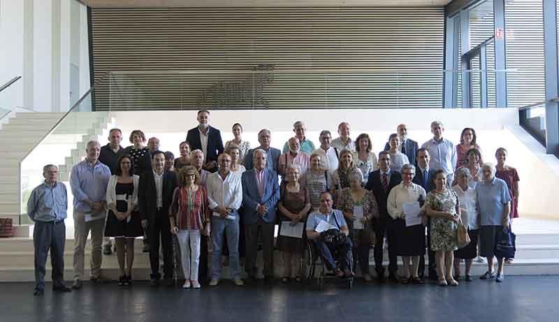 Convenios de la convocatoria social de Fundación CB-Ibercaja. Grada 125