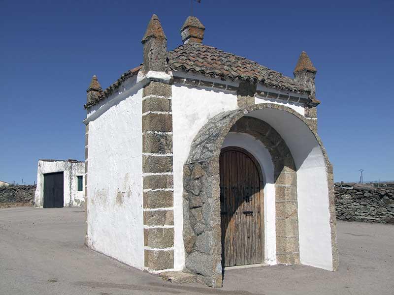 Ermita del Humilladero de Torreorgaz. Grada 125. Historia