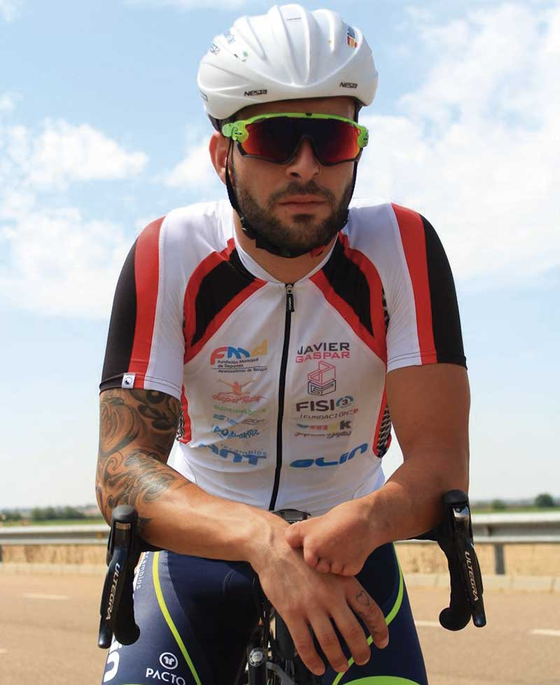 Badajoz acogerá la última prueba de la Copa de España de ciclismo adaptado. Grada 125. Patrocina un deportista